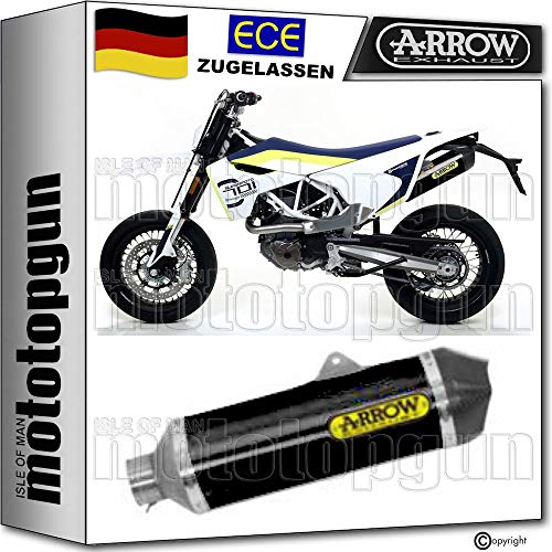Husqvarna 701 Auspuff Arrow