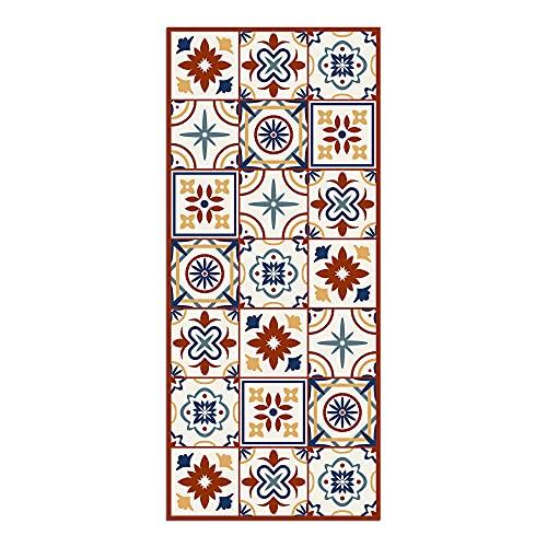 Alfombra Vinílica Adnaloy, 52 x 120 cm, Multicolor, ALV-038