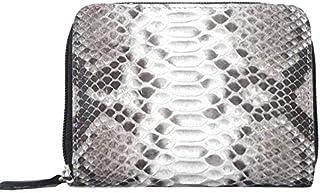 Silvano Biagini Brown Python Bi-fold Women's Wallet