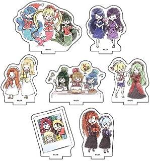 マーメイドメロディーぴちぴちピッチ 02 クリスマスver. (グラフアート) アクリルぷちスタンド BOX