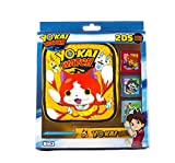 Indeca - Kit 8 Componentes Yo-Kai Watch (Nintendo 2Ds)