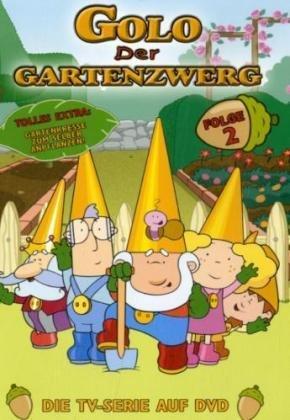 Golo, Der Gartenzwerg, 1 DVD