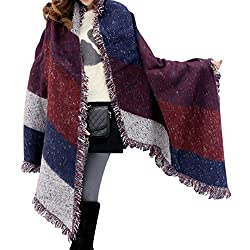Heekpek women's patchwork shawl