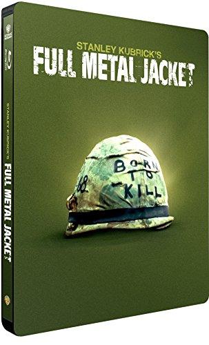 Full Metal Jacket Iconic Moments Steelbook (exklusiv bei Amazon.de) [Blu-ray]