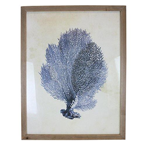 Better & Best muurschildering met afbeelding van Tupido, hout, glas en papier, mol en blauw, 55 x 2 x 69,8 cm