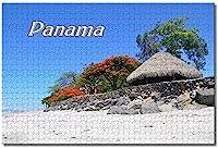 パナマジグソーパズル大人子供 1000 ピース木製パズルゲームギフトホームデコレーション特別な旅行のお土産