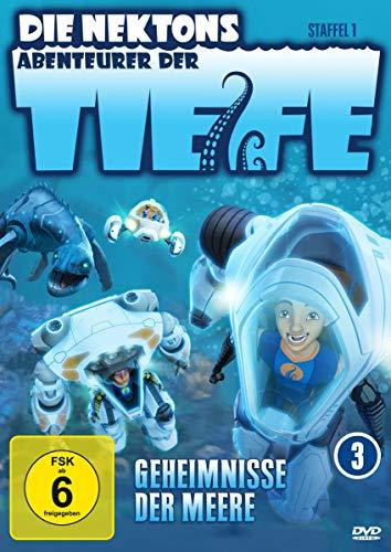 DVD 3: Geheimnisse der Meere