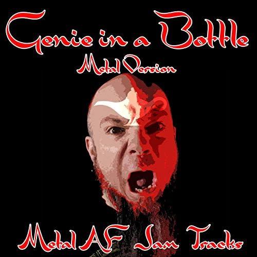 Metal AF Jam Tracks