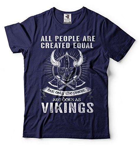 """""""Are people are created equal, but only the finiest are born as vikings"""""""