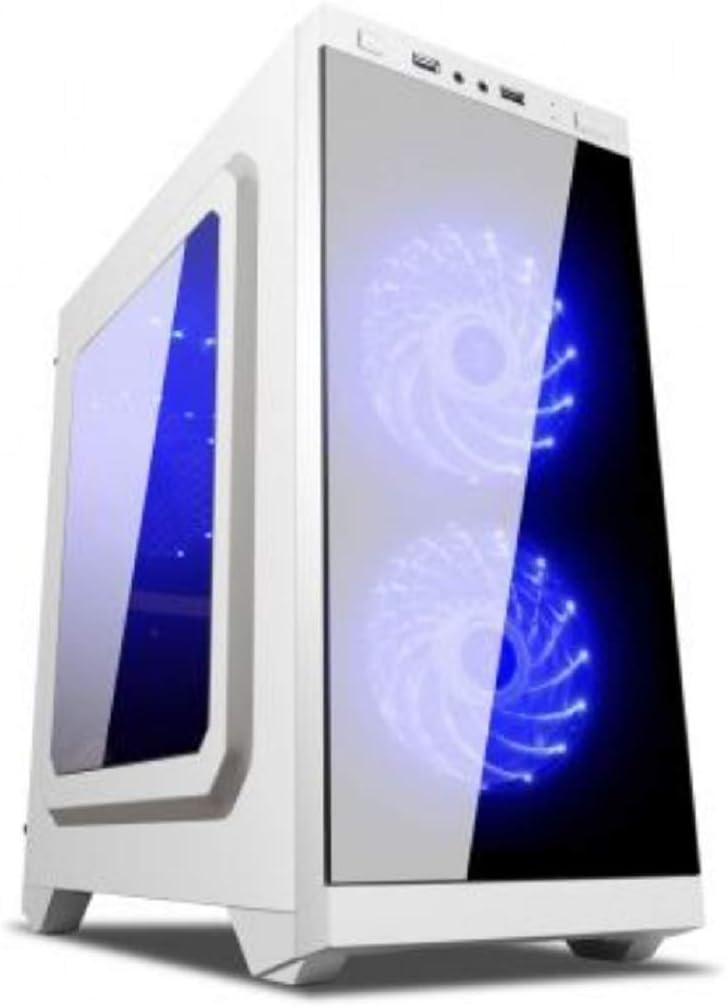 Ordenador Gaming TrendingPC • Intel Gold G6405 4,10Ghz • Gráfica NVIDIA GT 1030 2Gb • 8Gb RAM DDR4 • 480Gb SSD • WiFi 300 mbps • Windows 10 Proffesional