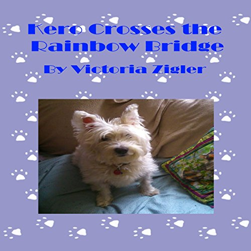 Kero Crosses the Rainbow Bridge cover art