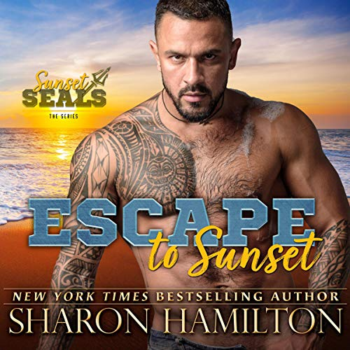 Escape to Sunset Audiobook By Sharon Hamilton cover art