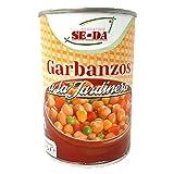 Garbanzos Se-Da (415 g)
