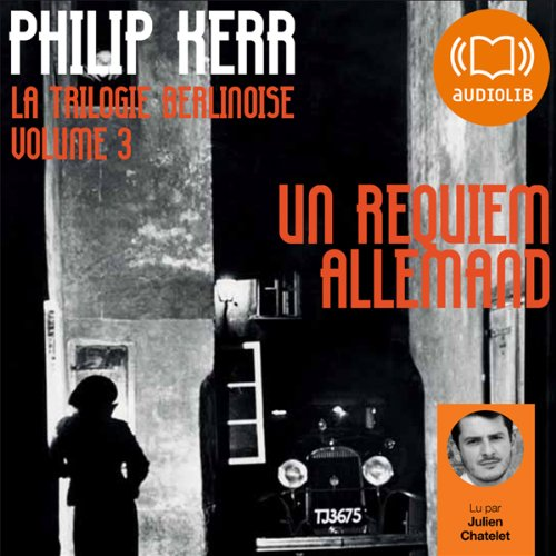 Un requiem allemand audiobook cover art