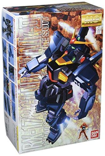 RX-178 Gundam MK2 MK-II Titans Black GUNPLA MG Master Grade 1/100