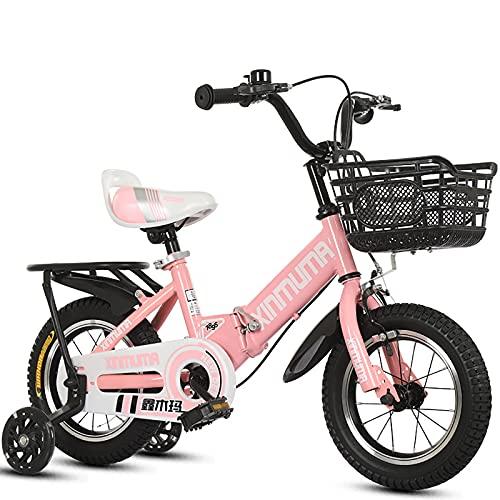 CKCL Bicicleta para Niños, 2-9 Años 12 14 16 18 Pulgadas Bicicleta...