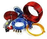 Kit de Câblages Amplificateur de voiture / AMP Câblage Fusible Audio du Sonore...