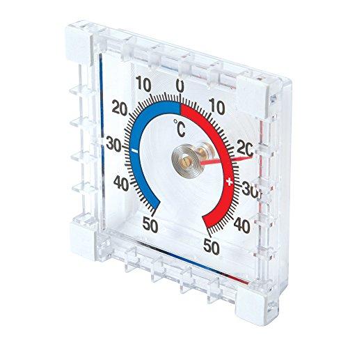 Silverline 985719 - Termómetro para interior/exterior (-50° a +50° C)