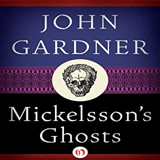 Mickelsson's Ghosts                   By:                                                                                                                                 John Gardner                               Narrated by:                                                                                                                                 Michael Butler Murray                      Length: 29 hrs and 2 mins     15 ratings     Overall 3.7