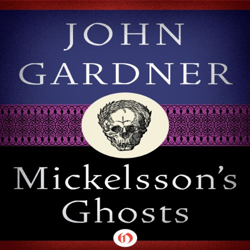 Mickelsson's Ghosts audiobook cover art