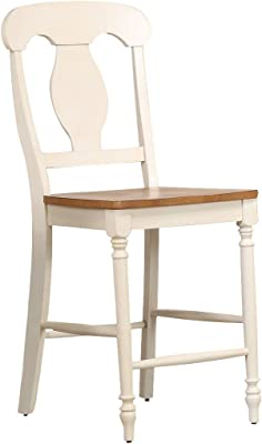 Iconic Furniture Napoleon Back Counter Stool, 24