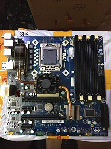 Miwaimao MS-7591 Suitable FOR DELL FOR Alienware Aurora Motherboard LGA1366 X58 MAINBOARD