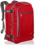 AmazonBasics Carry On Travel Backpack - Red