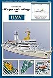 HMV 3341 Kartonmodell Wappen von Hamburg