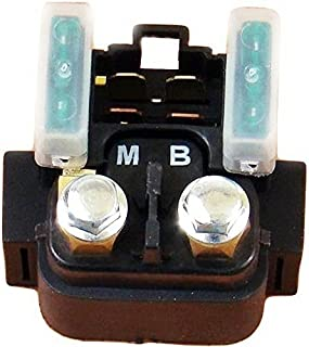 Starter Solenoid Relay Yamaha YFM 350/400/450/660 Grizzly Kodiak Raptor WOLVERINE Big Bear