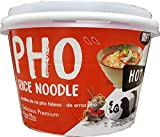 MFT PHO RICE NOODLE SOUP, Vietnamese Pho, (pack of 6 Bowls) - Hot Spicy, 2.77oz