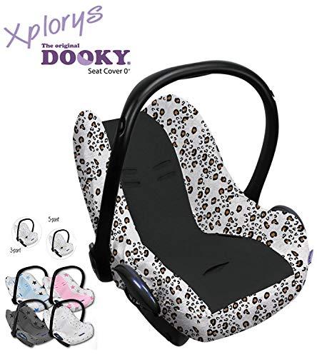 Cybex etc. Dooky BabyFit Housse de protection universelle pour harnais 3 et 5 points pour si/ège b/éb/é Convient par exemple pour Maxi-Cosi