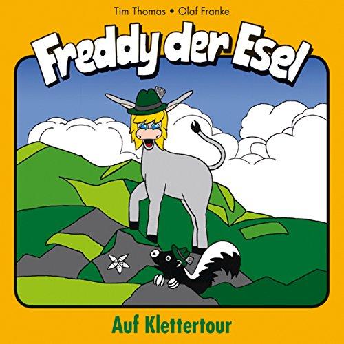 Auf Klettertour (Freddy der Esel 19) Titelbild