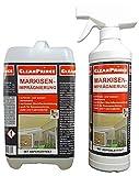 2,5 Liter CleanPrince Markisenimprägnierung | Imprägnierung Markisen Zelte Vordächer Sonnenschirme Camping Zelte Sonnenschirme Sonnensegel Planen Feuchtigkeitsschutz Imprägniermittel