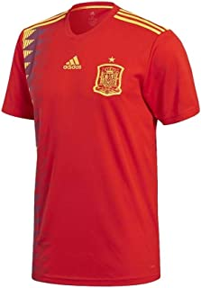 adidas Mens 2018 Spain Home Jersey