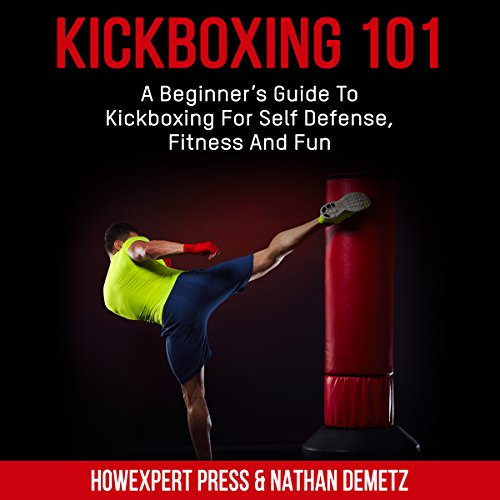 Kickboxing 101 cover art