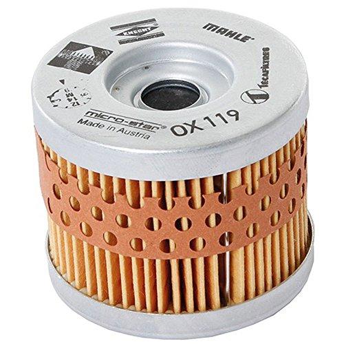 Mahle Ölfilter OX119 OX119MAHLE 4009026028292