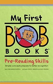 My First Bob Books: Pre-Reading Skills by [Lynn Maslen Kertell]