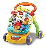VTech - Correpasillos Andandín 2 en 1, Diseño Mejorado, Andador Bebé InTeractivo Plegable y...