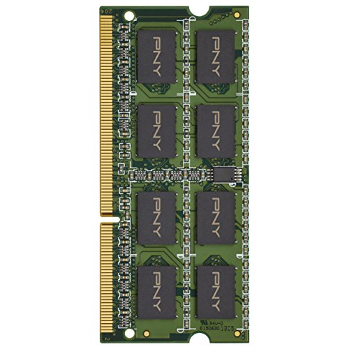 PNY Performance 8GB DDR3 1600MHz CL11 1.35V Notebook (SODIMM) Memory MN8GSD31600LV
