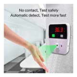 Termometro Infrarossi A Parete-tester di temperatura con montaggio a parete No Contatto...