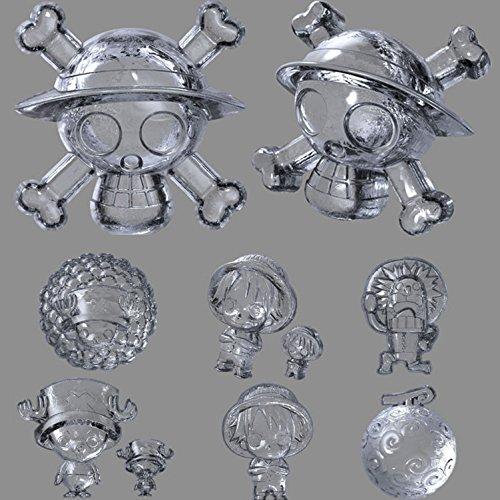 Bureze multifunctionele aap D Luffy Tony Tony Chopper gaan vrolijk ijs mal lade taart chocolade gereedschap