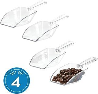 InterDesign Basic Cuchara dosificadora de 1/3 de taza,