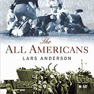 The All Americans audiobook cover art