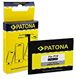 PATONA Bateria HB386280ECW 3200mAh Compatible con Huawei P10, Honor 9, STF-AL00, STF-AL10, VTR-AL00, VTR-L09, VTR-L29