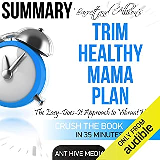 Summary: Barrett & Allison's Trim Healthy Mama Plan audiobook cover art
