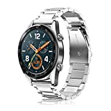 Fintie Correa Compatible con Huawei Watch GT 2/Huawei Watch GT 46mm Sport/Classic/Active/Elite -...
