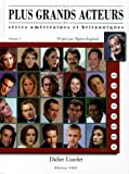 Les plus grands acteurs des séries américaines et britanniques - Volume 2