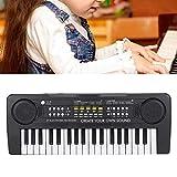simulazione tastiera elettronica multifunzione a 37 tasti, pianoforte elettrico portatile, per bambini principianti(bf-420)