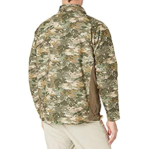 Rocky Mens Venator Camouflage Insulated Packable Jacket