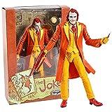 JSJJAUA Figura de acción Bruce Wayne Clark Kent Joker PVC Figura de acción de PVC Juguete Colecciona...